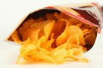 ode et moi guerre paquet-de-chips