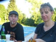 L'Abominable JR et Sue Ellen (ou l'inverse!)